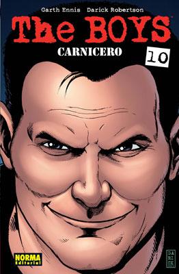 THE BOYS 10. CARNICERO