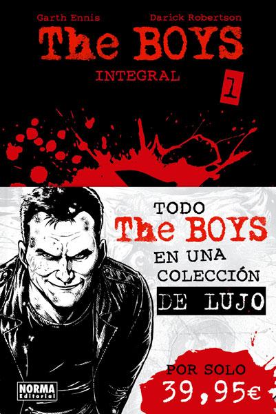 COLECCIÓN DEFINITIVA: THE BOYS [UL] [cbr] 01313930001_g