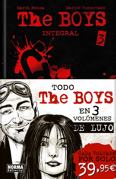 THE BOYS INTEGRAL 3