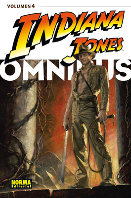 INDIANA JONES OMNIBUS 4