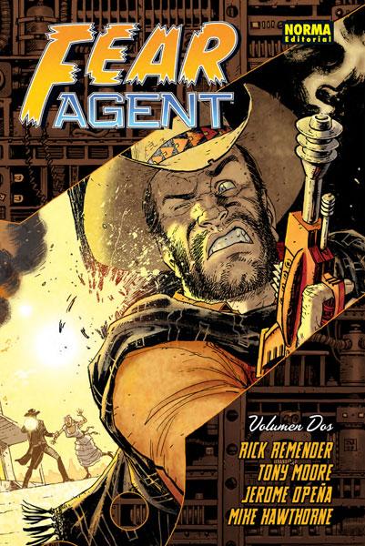 FEAR AGENT. Volumen 2