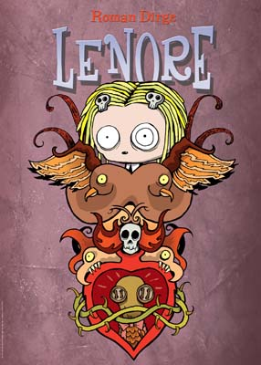POSTER LENORE 2