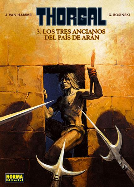 THORGAL 03. LOS TRES ANCIANOS DEL PAÍS DE ARÁN