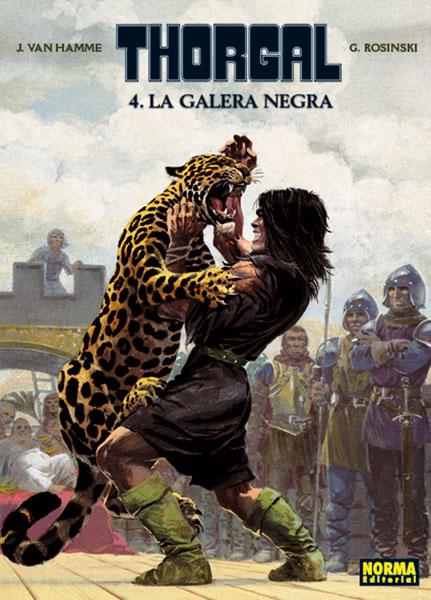 THORGAL 04. LA GALERA NEGRA