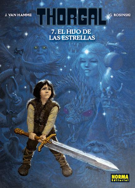 THORGAL 07. EL HIJO DE LAS ESTRELLAS