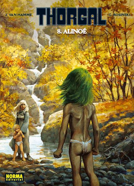 THORGAL 08. ALINOE