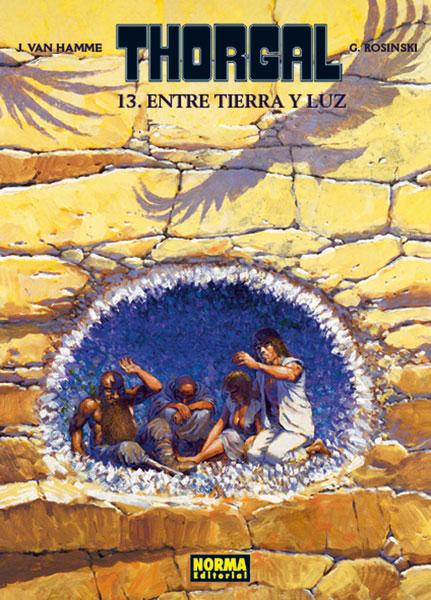 THORGAL 13. ENTRE TIERRA Y LUZ
