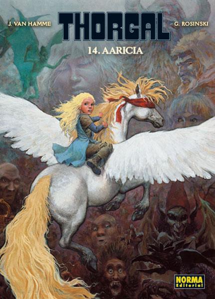 THORGAL 14. AARICIA