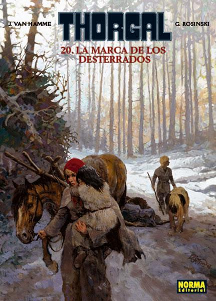 THORGAL 20. LA MARCA DE LOS DESTERRADOS
