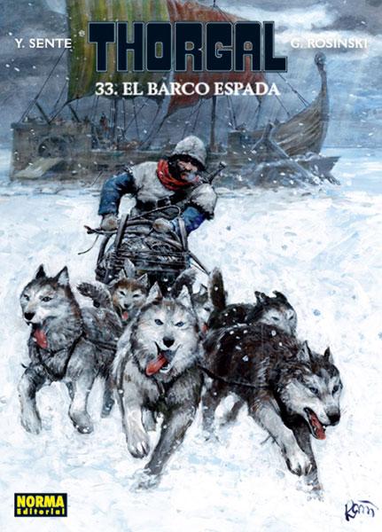 THORGAL 33. EL BARCO ESPADA