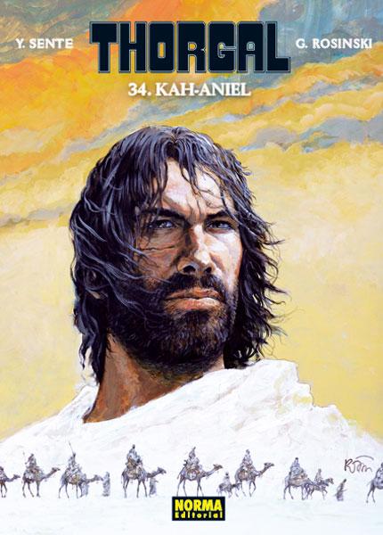 THORGAL 34. KAH-ANIEL