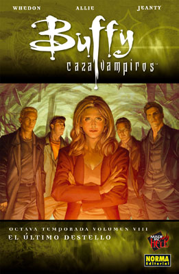 BUFFY CAZAVAMPIROS 8ª TEMPORADA. VOL. 8