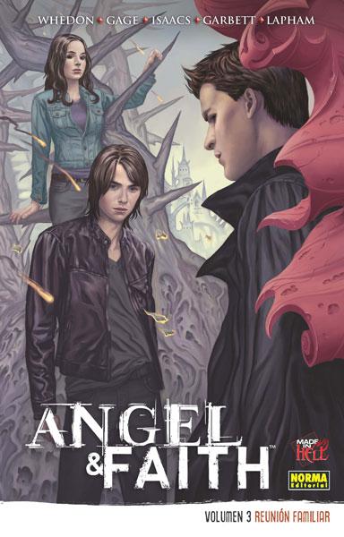 ANGEL & FAITH VOL 3: Reunión familiar