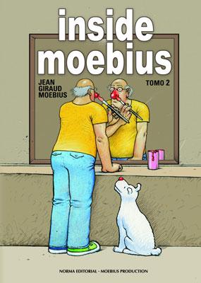 INSIDE MOEBIUS Vol. 2