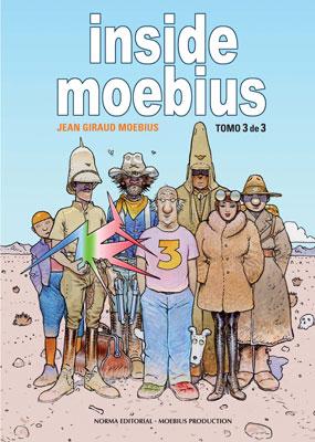 INSIDE MOEBIUS Vol. 3
