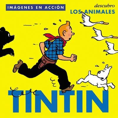 TINTÍN : DESCUBRO LOS ANIMALES
