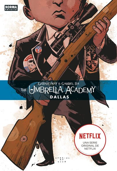 THE UMBRELLA ACADEMY 2. DALLAS