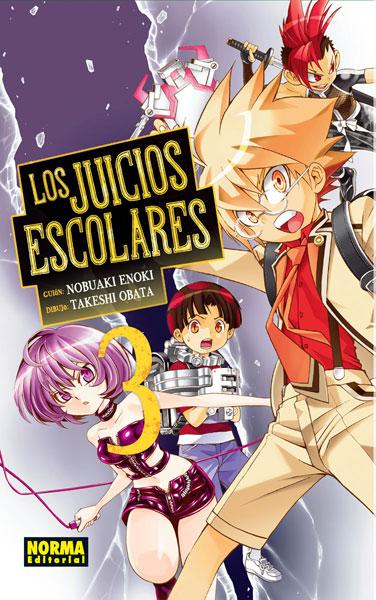 LOS JUICIOS ESCOLARES 3
