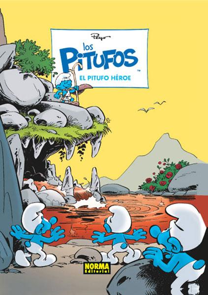 LOS PITUFOS 34. EL PITUFO HÉROE