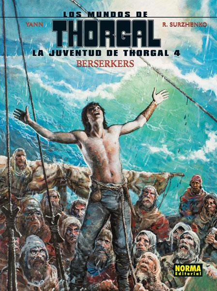 LOS MUNDOS DE THORGAL. LA JUVENTUD DE THORGAL 4. BERSERKERS