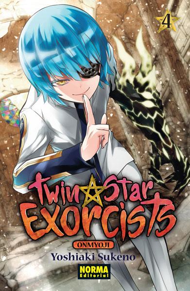 TWIN STAR EXORCISTS. ONMYOJI 4
