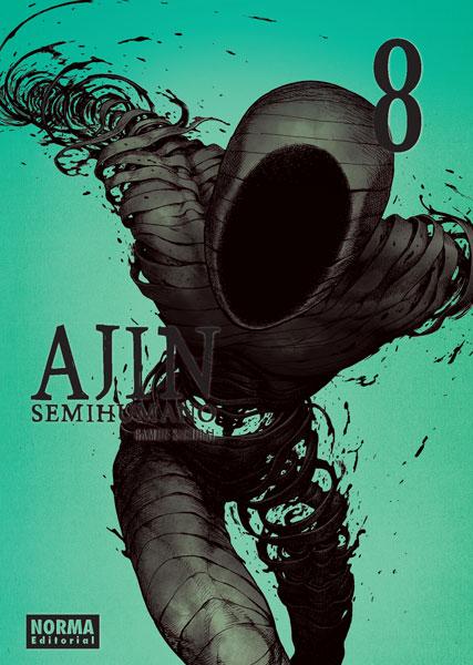 AJIN (SEMIHUMANO) 8