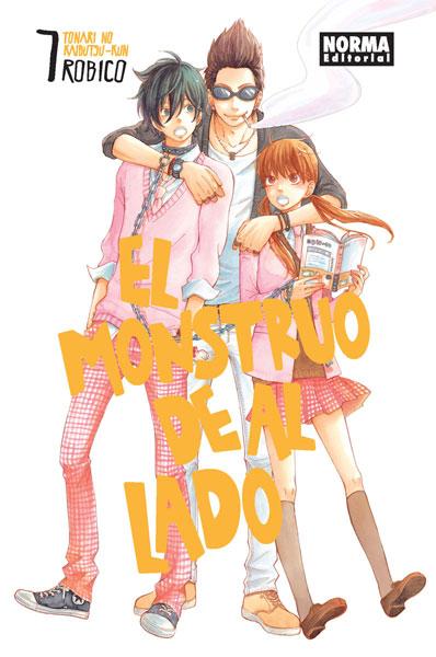 EL MONSTRUO DE AL LADO (TONARI NO KAIBUTSUKUN) 7