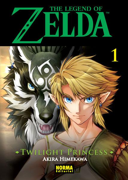 THE LEGEND OF ZELDA. TWILIGHT PRINCESS 1