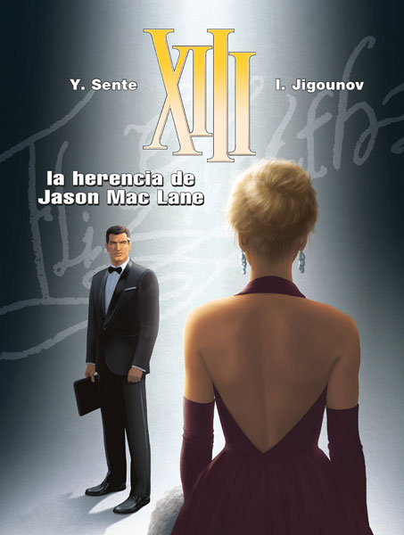 XIII 24. La herencia de Jason MAc Lane