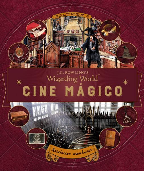 J.K. ROWLING'S WIZARDING WORLD: CINE MÁGICO 3. Artefactos asombrosos