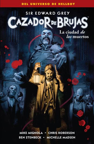 CAZADOR DE BRUJAS 4. LA CIUDAD DE LOS MUERTOS