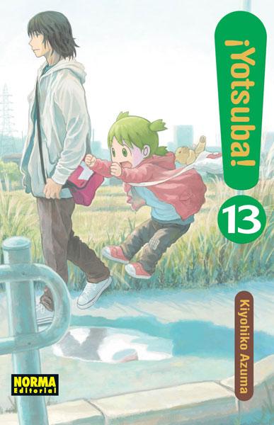 ¡YOTSUBA! 13