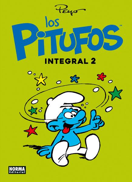 LOS PITUFOS. INTEGRAL 2