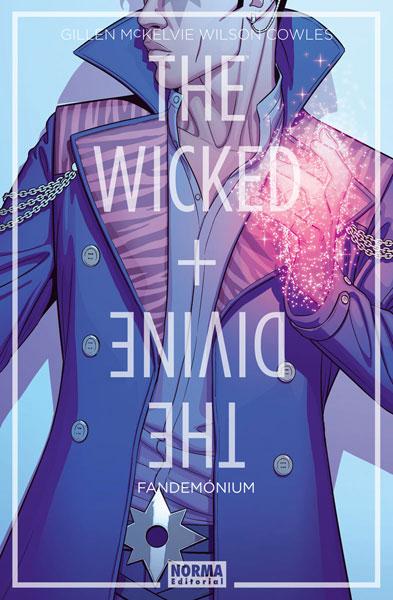 THE WICKED + THE DIVINE 2. FANDEMÓNIUM