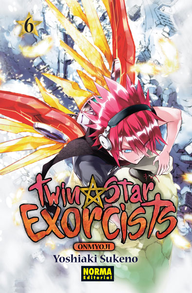 TWIN STAR EXORCISTS. ONMYOJI 6