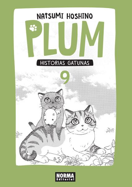 PLUM. HISTORIAS GATUNAS 9
