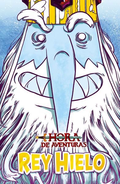 HORA DE AVENTURAS: REY HIELO