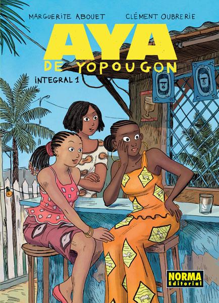 AYA DE YOPOUGON. Edición integral 1
