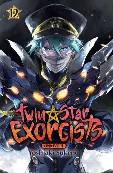 TWIN STAR EXORCISTS. ONMYOJI 12