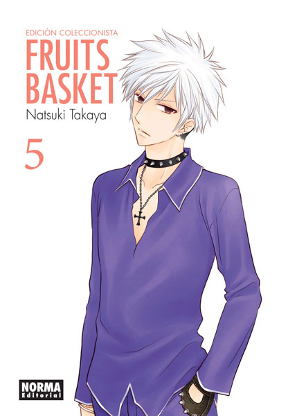 FRUITS BASKET ED. COLECCIONISTA 5