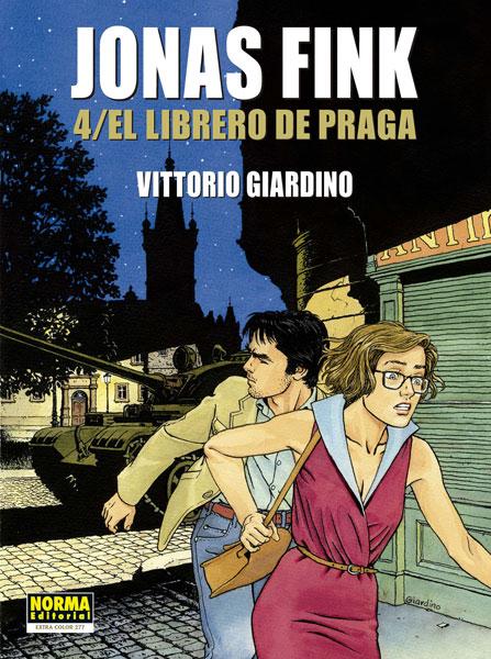 JONAS FINK 4. EL LIBRERO DE PRAGA