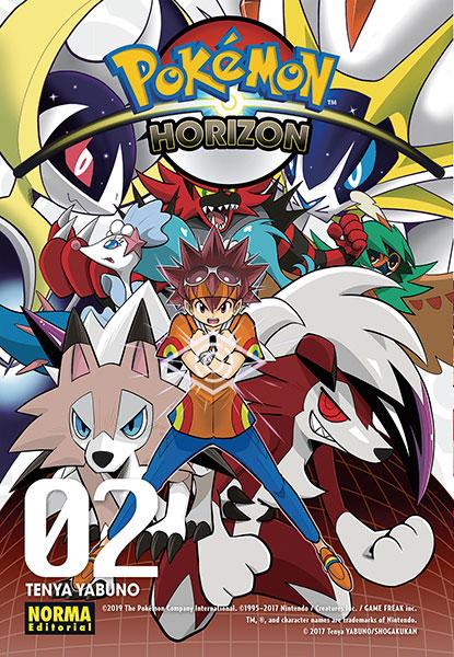 POKÉMON HORIZON 2