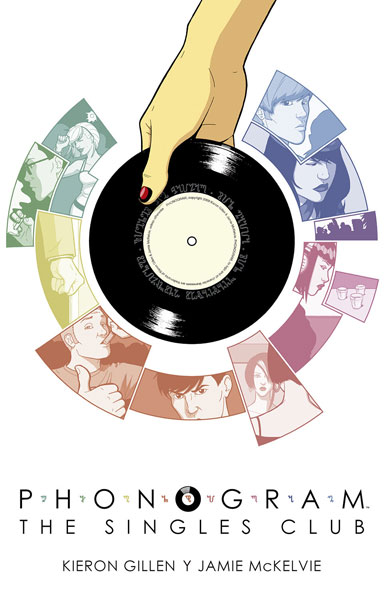 PHONOGRAM 2. THE SINGLES CLUB