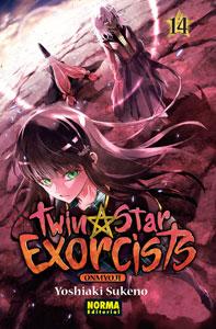 TWIN STAR EXORCISTS. ONMYOJI 14