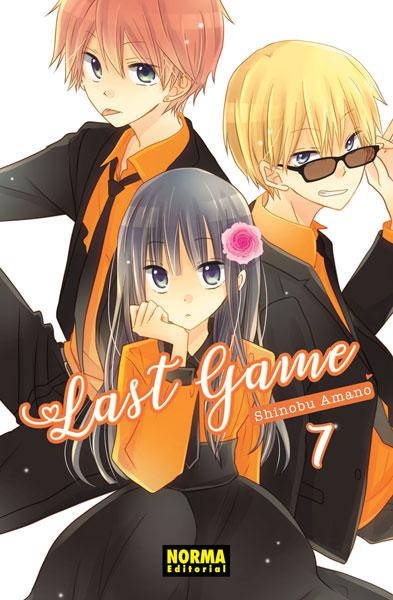 LAST GAME 7