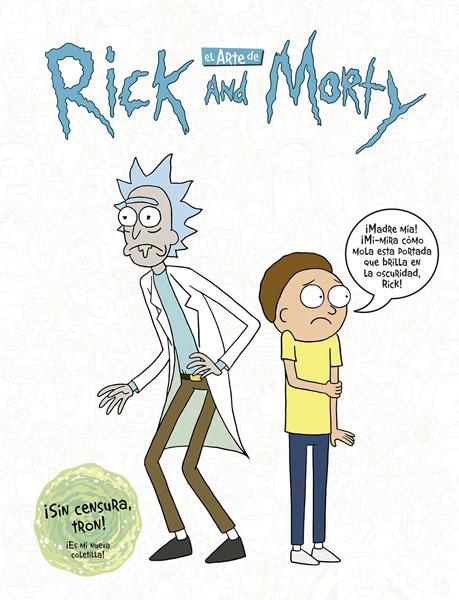 EL ARTE DE RICK Y MORTY