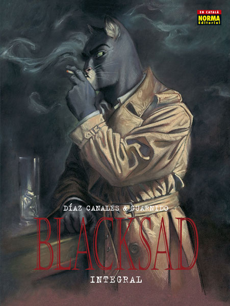BLACKSAD INTEGRAL (Ed. en català)