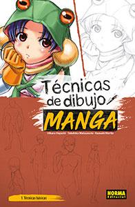 TÉCNICAS DE DIBUJO MANGA 1