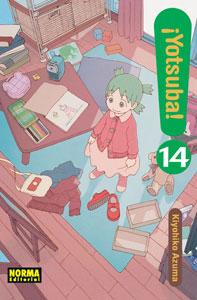 ¡YOTSUBA! 14