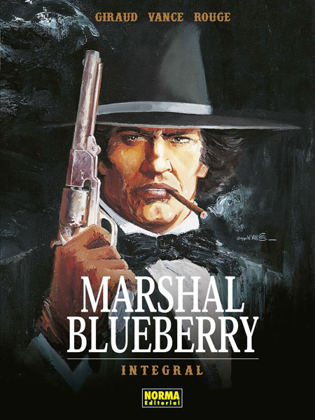 MARSHAL BLUEBERRY. EDICIÓN INTEGRAL